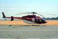ZS-RJO @ FAGM - Bell 407 [53206] Rand~ZS 07/10/2003