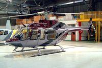 ZS-RBL @ FAGM - Bell 407 [53548] Rand~ZS 07/10/2003