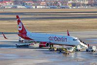 D-ABMG @ EDDT - Boarding on apron at Terminal C... - by Holger Zengler