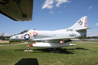 142761 - fresh paint on the Skyhawk - by olivier Cortot