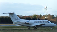 CS-DMB @ EGPH - Netjets Hawker 400XP Arrives at EDI - by Mike stanners