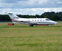 CS-DMU @ EGPH - Netjets Hawker 400XP - by Mike stanners