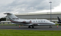 CS-DOB @ EGPH - Netjets Hawker 400XP - by Mike stanners