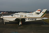 D-EAWW @ EGLK - Parked up for the day. - by Howard J Curtis