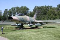 56-3025 @ MTC - Selfridge air museum - by olivier Cortot