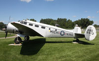 N33E @ MTC - Selfridge air museum