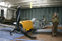 1190 @ EGSU - At the Imperial War Museum - by Howard J Curtis