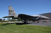 76-0012 @ BVI - ex-bitburg aircraft - by olivier Cortot