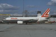 OE-ILG @ LOWW - Lauda Air Boeing 737-300