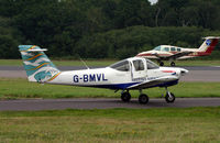 G-BMVL @ EGHH - British Airways Flying Club, flying tails colours. - by Howard J Curtis