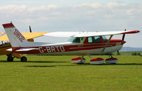 G-BRTD @ EGHA - Privately owned - by Howard J Curtis