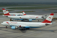 OE-LAN @ LOWW - Austrian Airlines Airbus 330-200