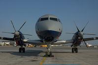 LX-WAO @ LOWW - West Air Europe ATP - by Dietmar Schreiber - VAP
