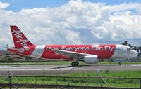 PK-AXY @ WICC - Indonesia Air Asia - by faried_amnur