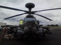 00-5178 @ ORL - AH-64D Apache Longbow - taken with my Droid camera phone, sorry about quality