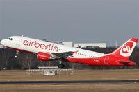 D-ABFN @ EDDT - Take off under observation of about 20 spotter... - by Holger Zengler