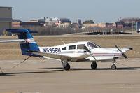 N5356U @ GKY - ATP flight school twin at Arlington Municipal Airport