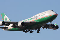 B-16407 @ DFW - EVA Air Cargo at DFW Airport