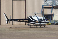 N140BJ @ GPM - Texas Department of Public Safety helicopter At Grand Prairie Municipal Airport