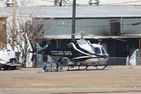 N204TX @ GPM - Texas Department of Public Safety helicopter At Grand Prairie Municipal Airport