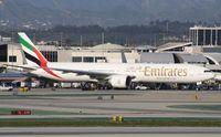 A6-EGI @ KLAX - Boeing 777-300ER - by Mark Pasqualino