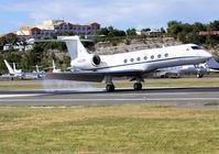 N363MF - GLF5 - Aerolineas Mas