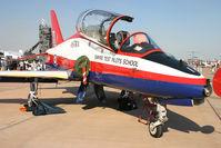 XX341 @ EGVA - Empire Test Pilot's School. - by Howard J Curtis