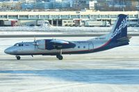 RA-46667 @ ENTC - Nordavia operate on Mondays and Friday from Murmansk to Tromso Norway - Pictured is Antonov An-24RV, c/n: 47309508 operating the sevice on February 15 2013