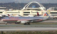 N320AA @ KLAX - Boeing 767-200
