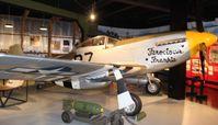 44-13704 @ WRB - Ferocious Frankie P-51D - by Florida Metal