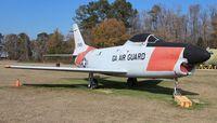 52-3651 @ WRB - F-86L Sabre