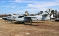 55-0392 @ WRB - WB-66 Destroyer - by Florida Metal
