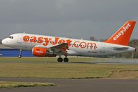 HB-JZG @ EGHH - easyJet Switzerland - by Howard J Curtis