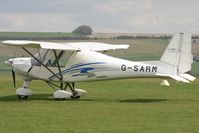G-SARM @ EGLS - Privately owned. - by Howard J Curtis