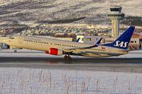 LN-RRG @ ENTC - LN-RRG (Einar Viking), 2008 Boeing 737-85P, c/n: 35708 at Tromso