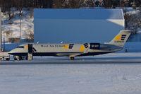 SE-DUY @ ENTC - Canadair CL-600-2B19 Regional Jet CRJ-200LR, c/n: 7023 at Tromso