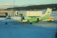 LN-WFH @ ENTC - Wideroe 1990 De Havilland Canada DHC-8-311, c/n: 238 at Tromso