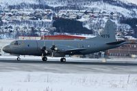 4576 @ ENTC - Lockheed P-3N Orion, c/n: 185-5257 taxying in at Tromso