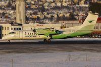 LN-WFS @ ENTC - Wideroe De Havilland Canada DHC-8-311Q, c/n: 535 at Tromso