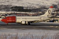 LN-KKL @ ENTC - 1997 Boeing 737-36N, c/n: 28671 at Tromso