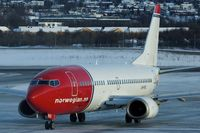LN-KKD @ ENTC - 1999 Boeing 737-33V, c/n: 29339 at Tromso
