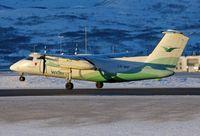 LN-WIE @ ENTC - Wideroe 1994 De Havilland DHC-8-103, c/n: 371 at Tromso