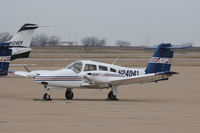 N24041 @ AFW - ATP twin at Alliance Airport - Fort Worth, TX