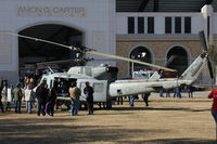 158287 - USMC Huey on display at the 2013 Armed Forces Bowl in Fort Worth, TX - by Zane Adams