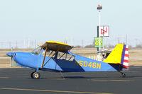 N5046N @ JWY - At the Midlothian Airport
