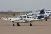 N834AT @ AFW - ATP Twin At Alliance Airport - Fort Worth, TX