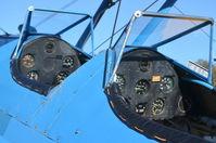 N49986 @ KCJR - Dual cockpits - Culpeper Air Fest 2012 - by Ronald Barker
