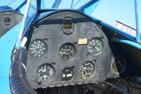 N49986 @ KCJR - View of rear cockpit - Culpeper Air Fest 2102 - by Ronald Barker
