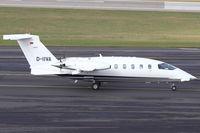 D-IIVA @ EDDL - AirGo Flugservice, Piaggio P-180 Avanti II, CN: 1125 - by Air-Micha
