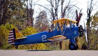 N49986 @ KCJR - Landing roll - Culpeper Air Fest 2012 - by Ronald Barker